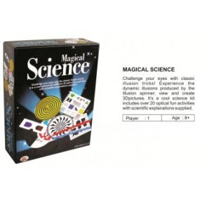 Magical Science Fun Game