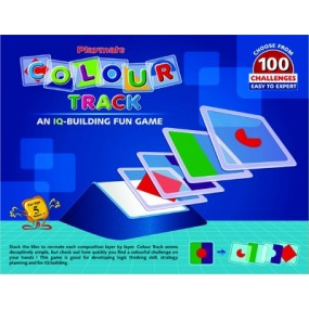 Playmate Colour Track Board Game