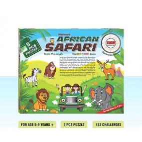 AFRICAN SAFARI BY  PLAY MATE