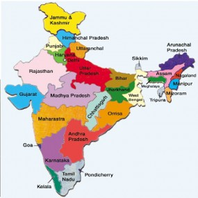 India Map (Geography)
